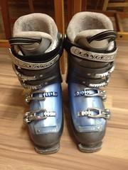 Dámské lyžařské boty Lange - titulní fotka