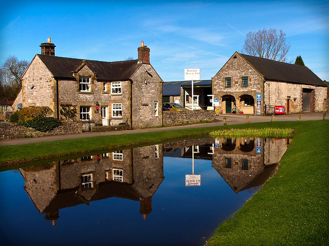reflections of Hartington