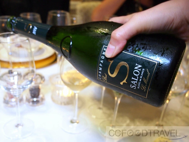 Salon and Delamotte Champagne Tasting Dinner @ St Regis KL