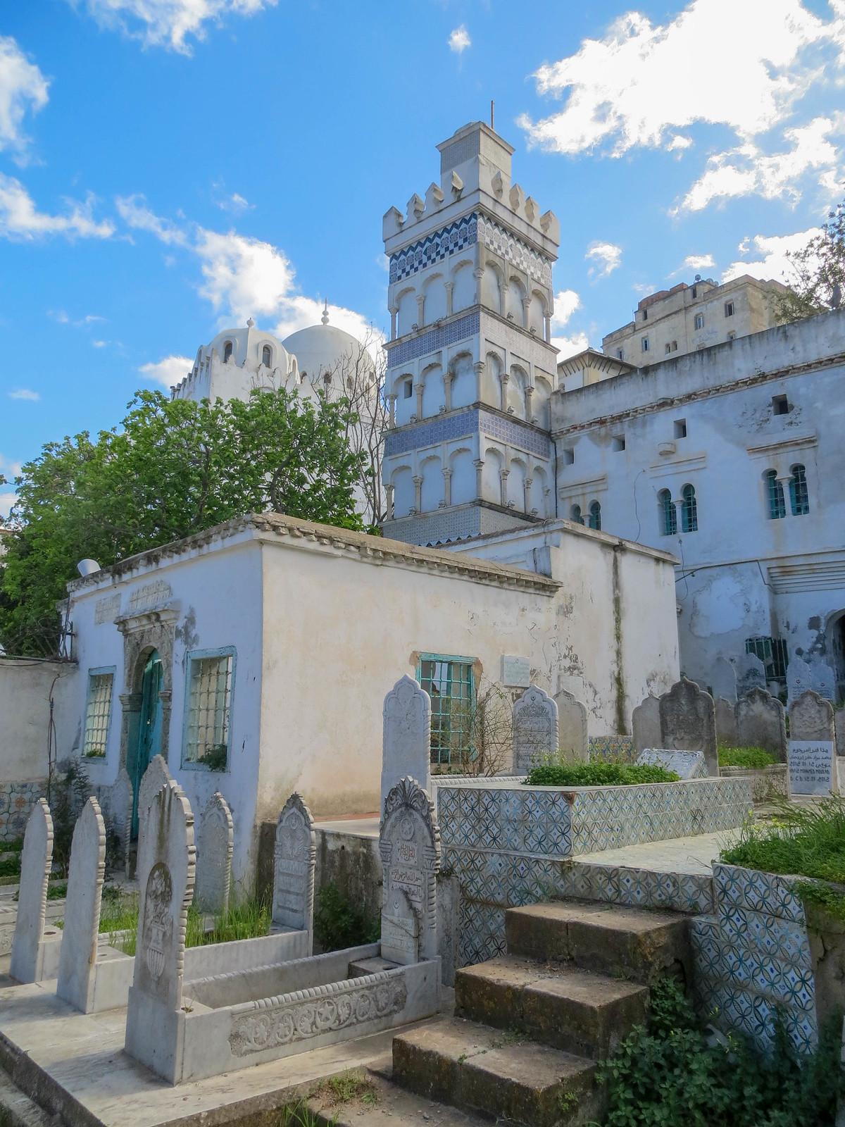 Unesco world heritage Kasbah Alger