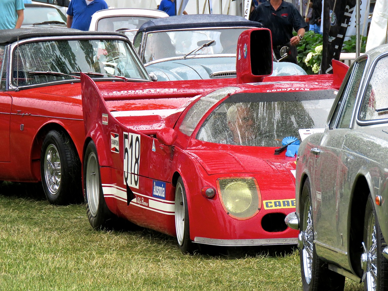 Alfa Romeo Tipo 33 Coupe Nastasi Racing 6