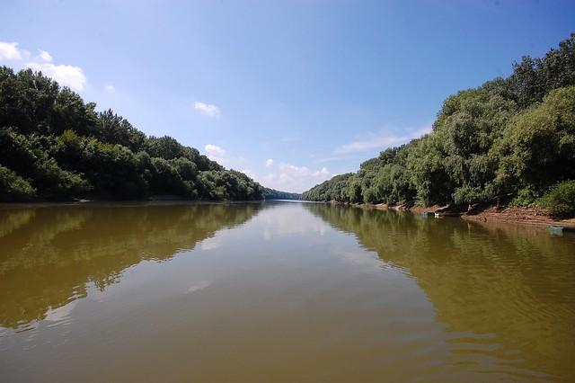 River Tisza at Nagyk, Nikon D40, Sigma 10-20mm F4-5.6 EX DC HSM