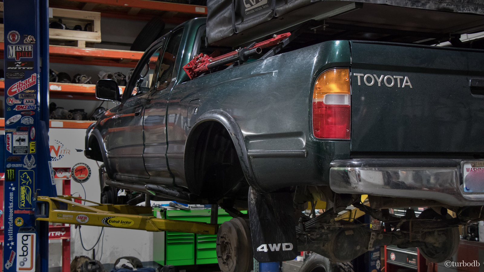 No More Lugging - Re-Gear to 4 88's and Front ARB Locker | ADVENTURE