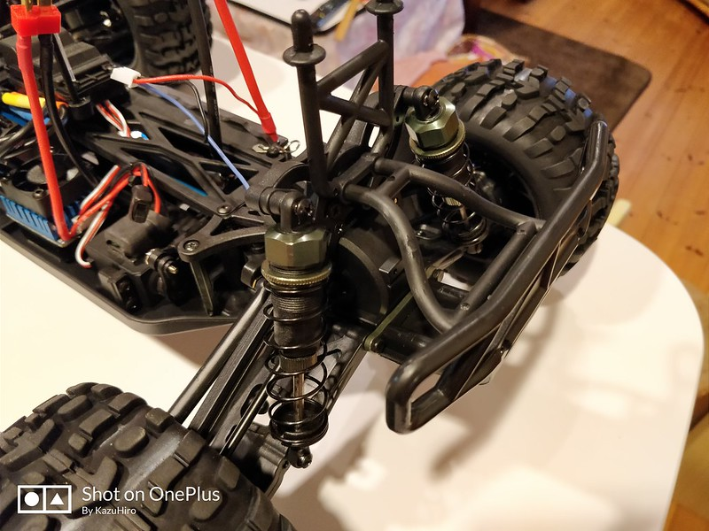 ZD Racing 10427 ラジコンカー 開封レビュー (54)