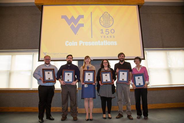 150 Coin Presentations