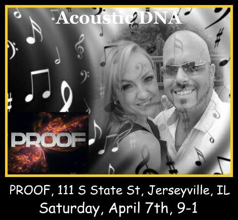 Acoustic DNA 4-7-18
