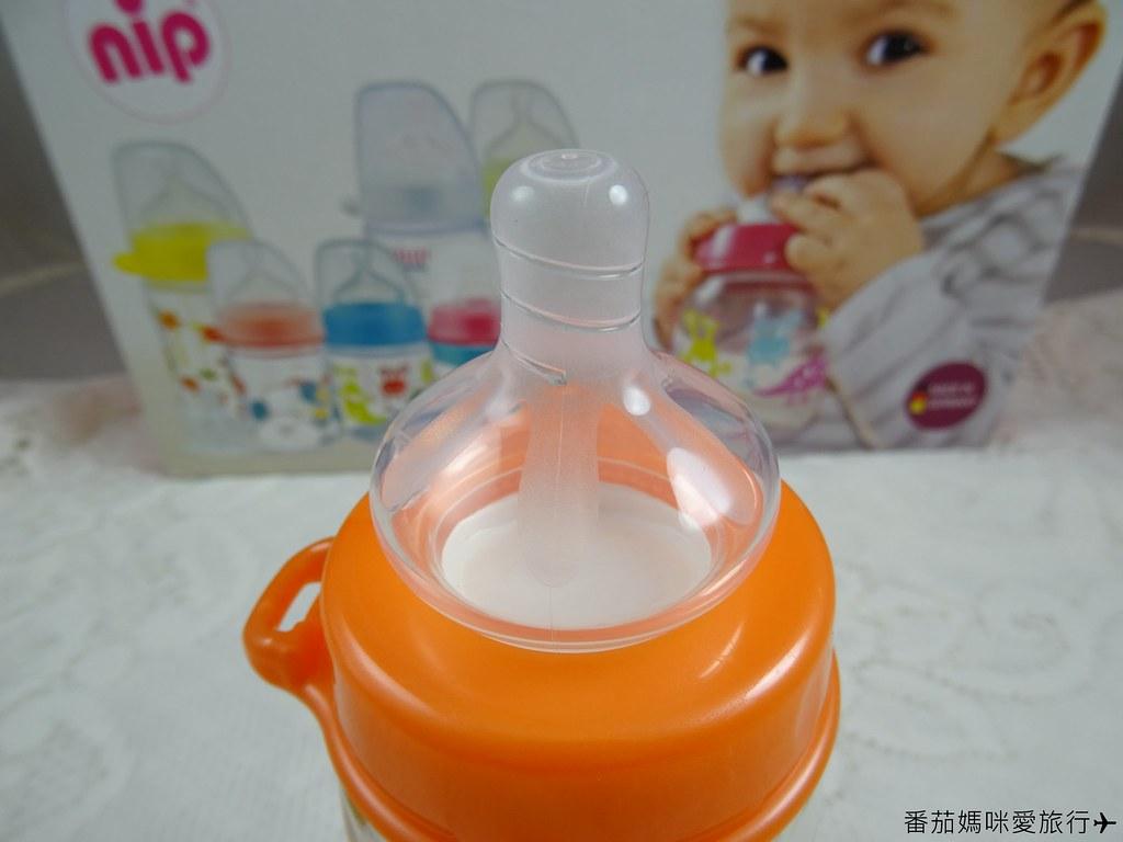 nip 德國防脹氣玻璃奶瓶 (9)