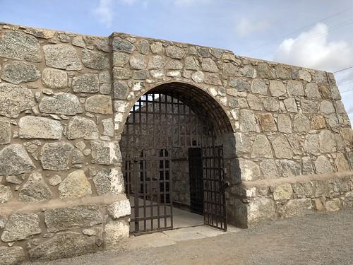 Yuma - the cell entrance