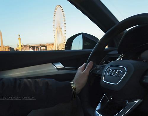 Audi Q5 Sline 3.0 V6 TDI 2018