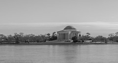 Visiting The Jefferson Memorial