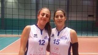 Sofia Coppi e Alessia Logrillo