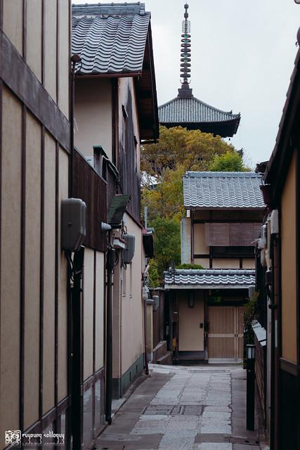 她說旅途若是卷底片 | Kyoto, ver. F1.2  | 18