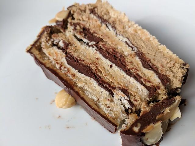Chocolate-Espresso Dacquoise