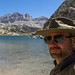Selfie at Lower Palisade Lake by jpmckenna - Cathedral Lakes Provincial Park is Nex