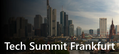 Tech Summit Frankfurt, Frankfurt Germany