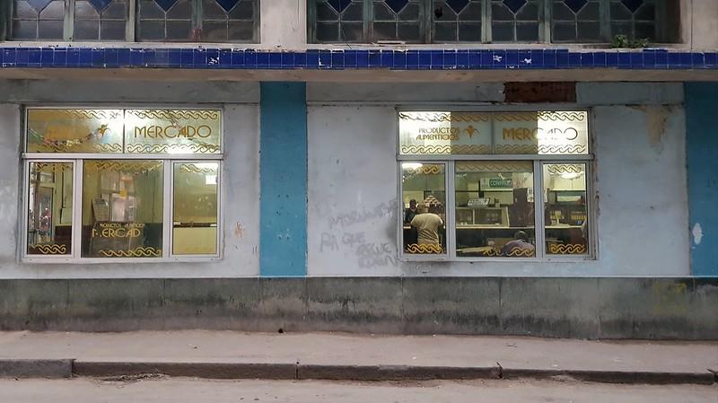 Supermercato Cuba L'Havana