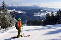 SNOW tour: Herlíkovice – ze Žalého po hranách