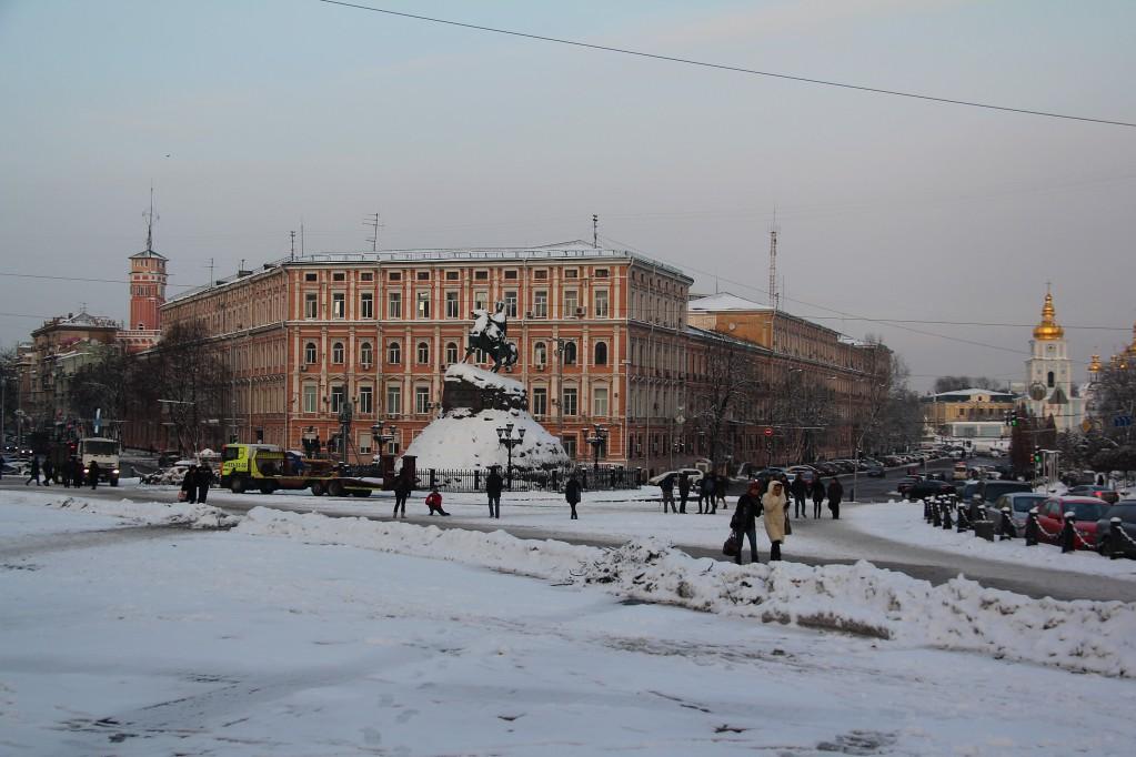 Киев, часть третья - главный стыд и позор города