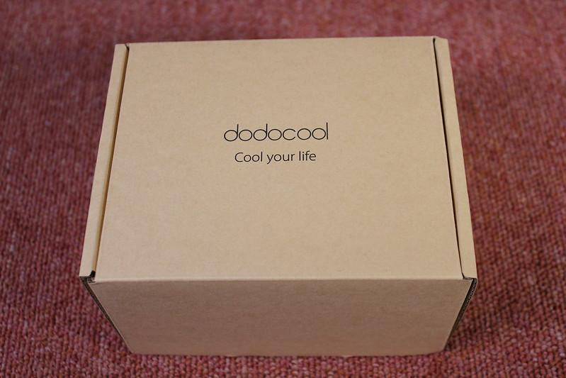 dodocool Qi 充電器車載ホルダー 開封レビュー (1)