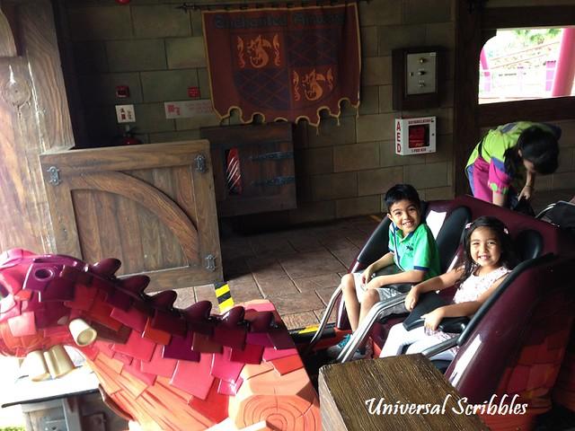 Universal Studios 2012