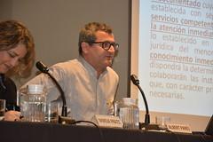 Conferència dels DDHH sobre els MENA