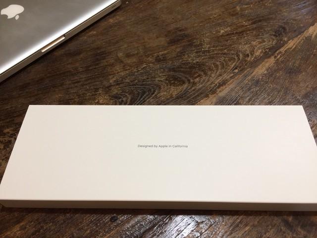 iMac 21inch unbox