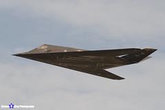 84-0825 - A.4039 - US Air Force - Lockheed F-117A Nighthawk - RIAT 2007 Fairford - 070714 - Steven Gray - IMG_6083