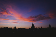 Parisian sunrise
