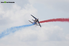 E95 8 F-TERQ - E95 - Patrouille de France - French Air Force - Dassault-Dornier Alpha Jet E - RIAT 2010 Fairford - Steven Gray - IMG_9717
