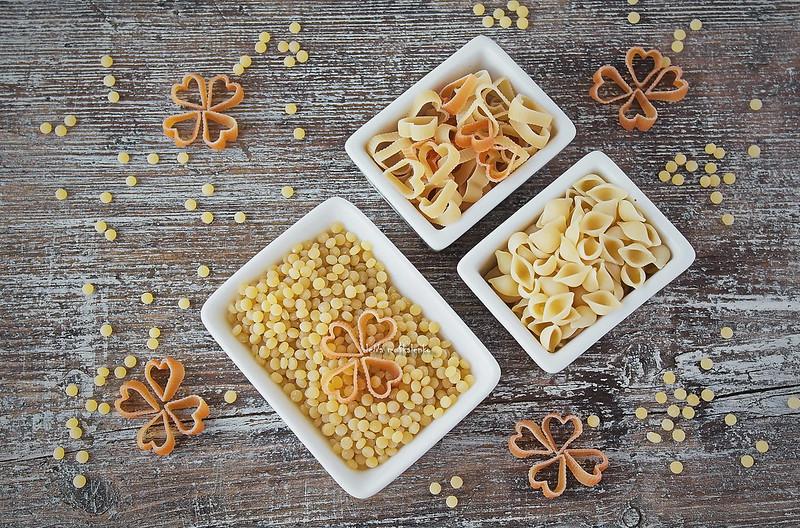 ...Meats fine pasta