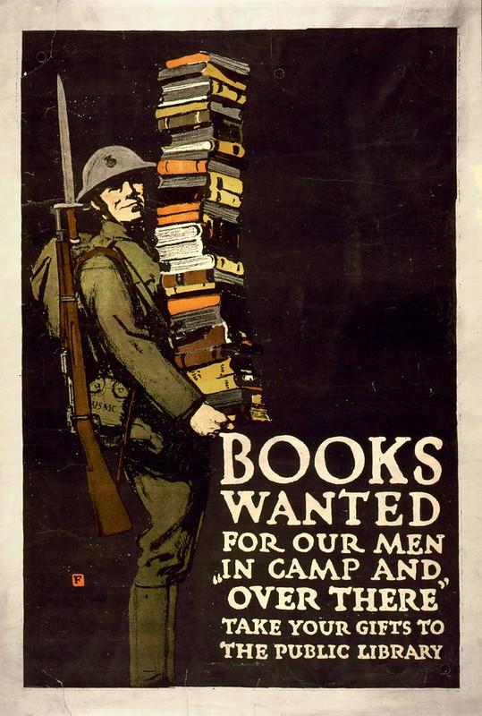BooksWantedForOurMen