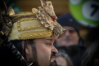 Carnaval de Binche 2018