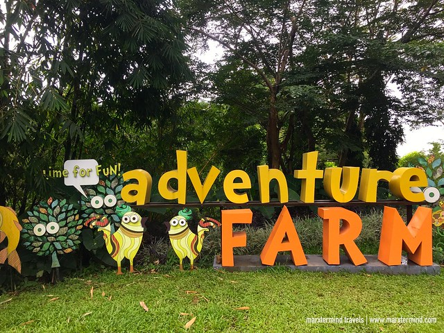Adventure Farm at Timberland Heights Rizal