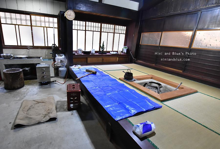 日本 美山住宿 生藥屋溫泉旅館27