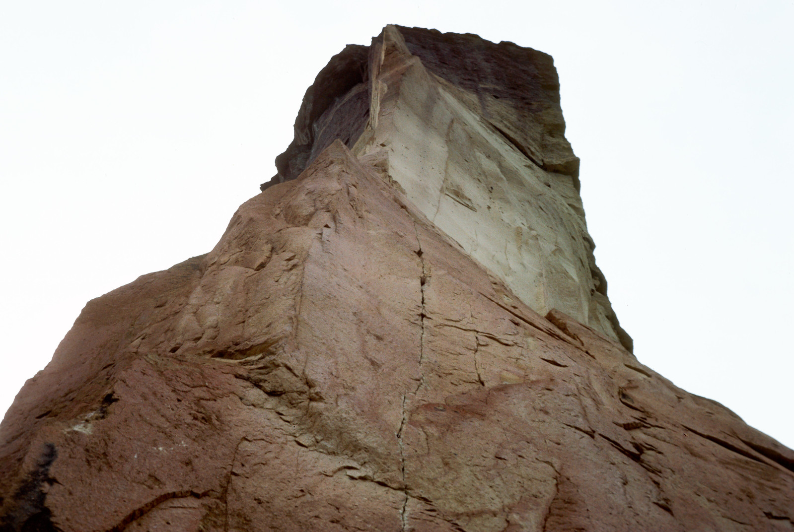 West face of Monkey Face