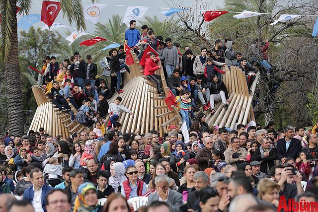 Antalya Büyükşehir Belediyesi fetih, yürüyüş, kutlama-6