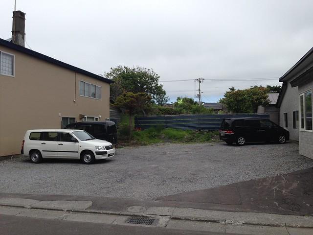 hokkaido-risiri-island-miraku-parking-01