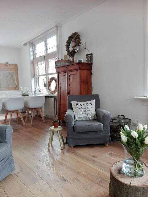 Binnenkijken interieur landelijke stijl
