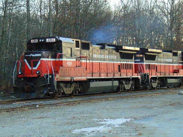 P&W Train (Planfield, Connecticut)