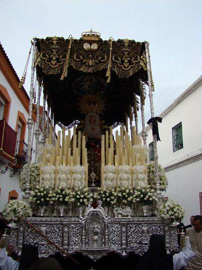 Real, Ilustre y Muy Antigua Hermandad y Cofradía de la Soledad , Santo Entierro de Cristo y Gloriosa Resurrección del Señor.