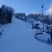 Dojezd Slalomáku k LD Černý vrch