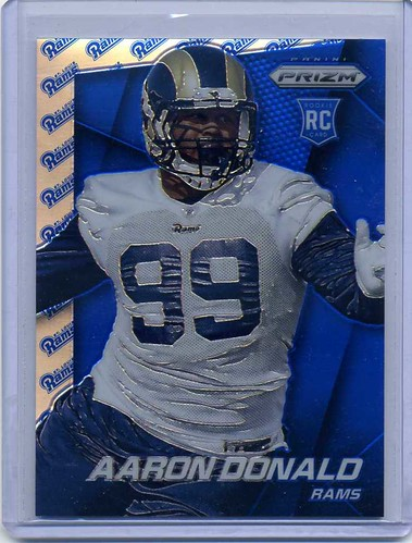 brand new 773d4 a82f7 In celebration of Aaron Donald winning DPOY... - Blowout ...