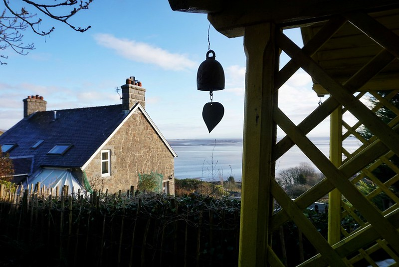 A seaside house in Dumfries & Galloway, Scotland