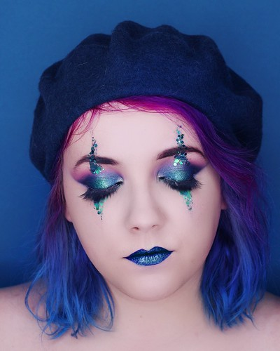 Zodiac palette BH Cosmetics review - Big or not to big (11)
