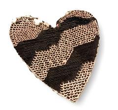 Wechsel Pailletten Applikation, GLAM HEART