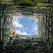 inside the spire of the collegiate church Lochwinnoch Scotland