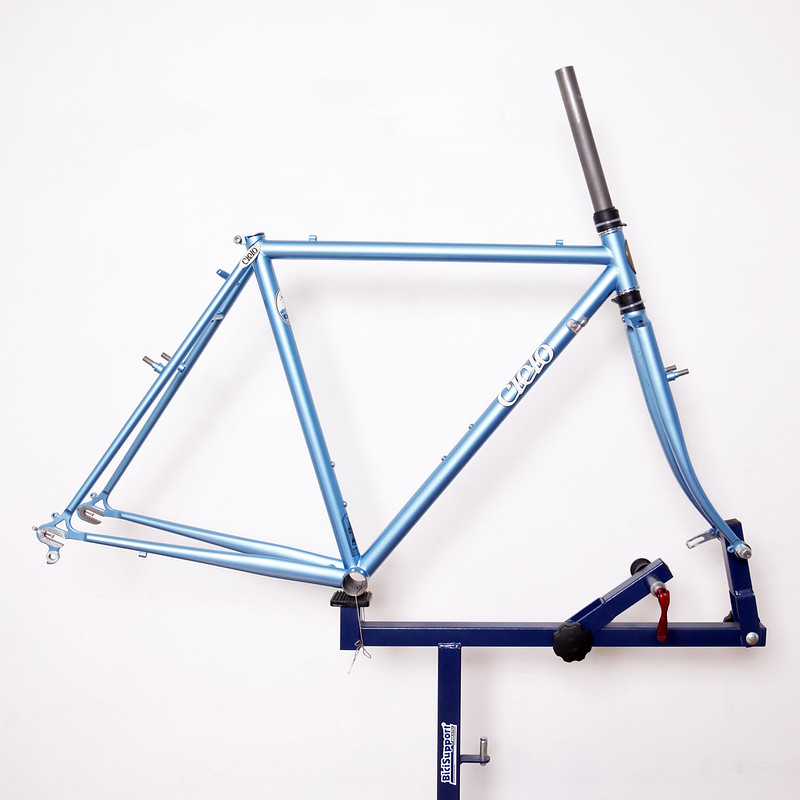 Cielo by Chris King Cross Classic / Blue