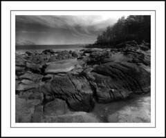 Rocks at Tribune Bay