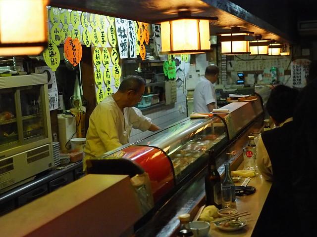 Photo:Maruhachi Station Sushi Store 丸八寿司駅前店 By Eetu Pajala