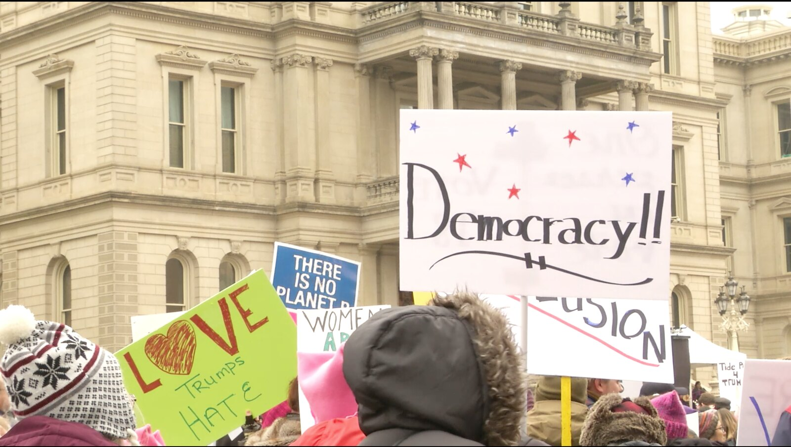 2018 Michigan Women's March
